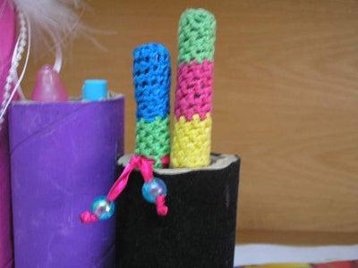 Pen Crochet Cover