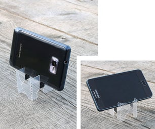 Smartphone Tripod & Stand, Small and Foldable
