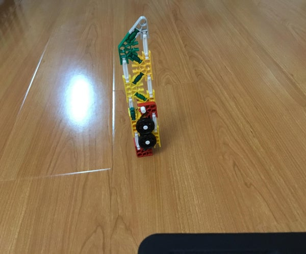 Knex Knife With Instructions