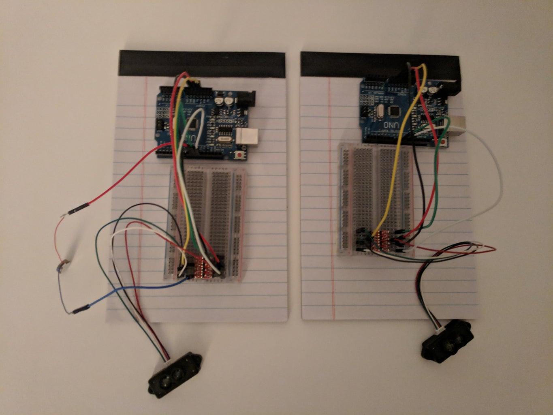 Sensor Set-Up