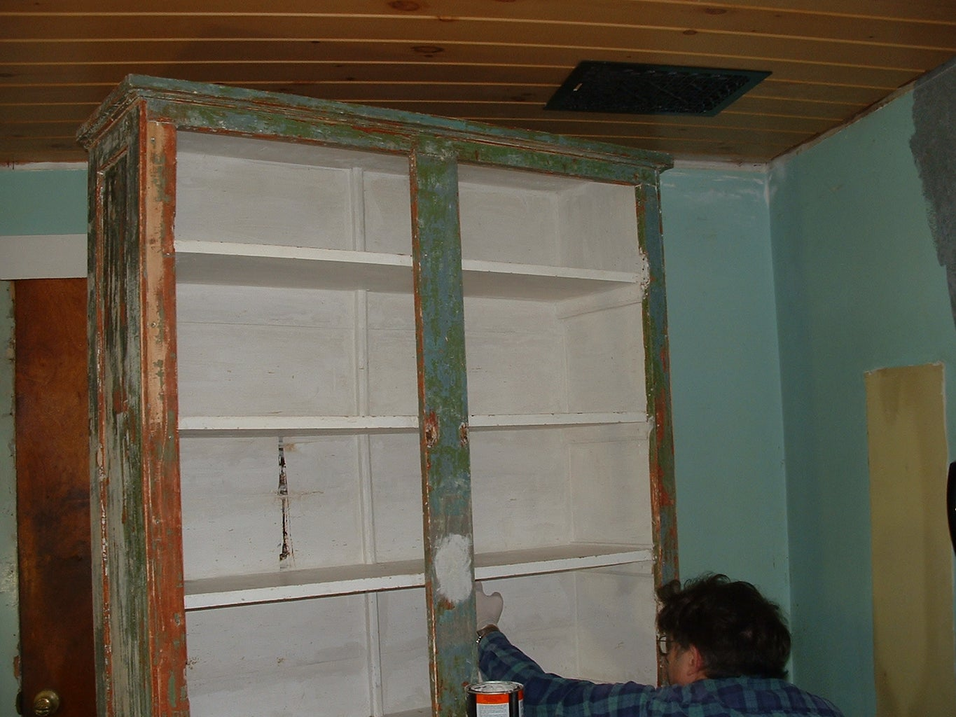 Sealing the Upper Section