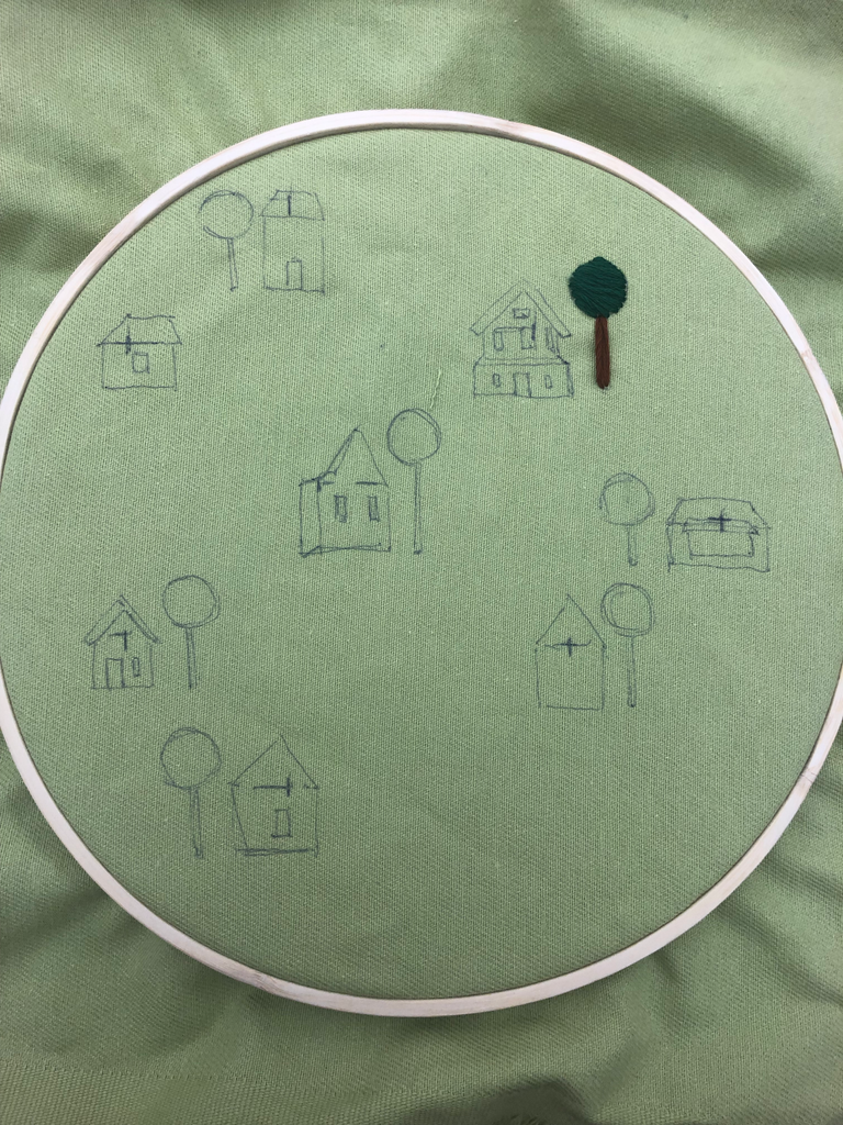 The Embroidery Map