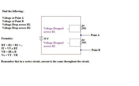 Voltage Divider Rule 2