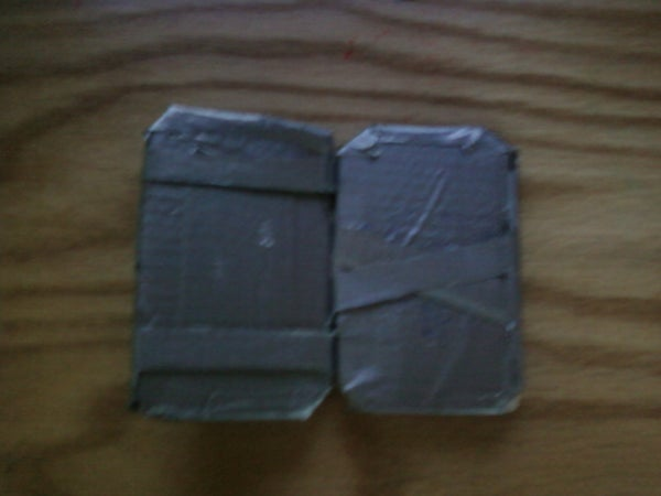 The Magic Duct Tape Wallet