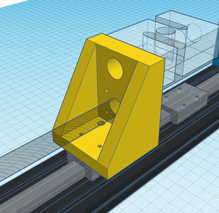 Design Process - Moving Load Cell Mount - Done!