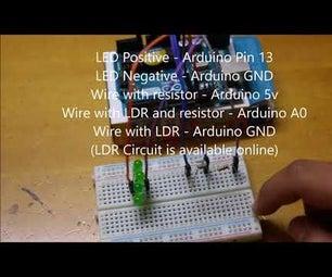 Arduino Nightlight