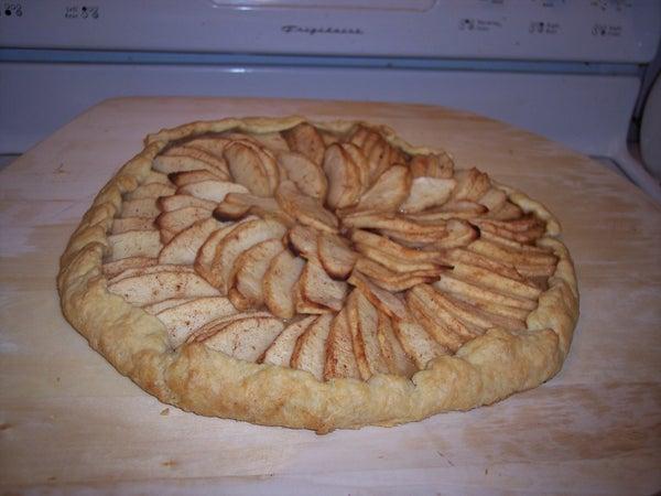 Free Form Fruit Pie