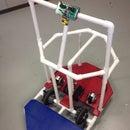 PVC Transport Cart