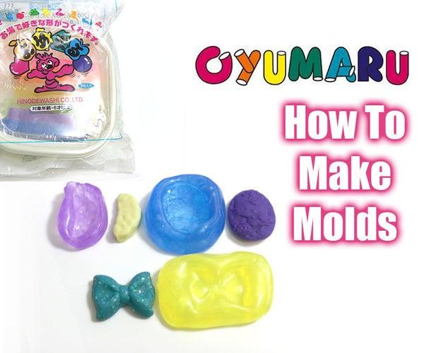 Oyumaru Demo - Easy Mold