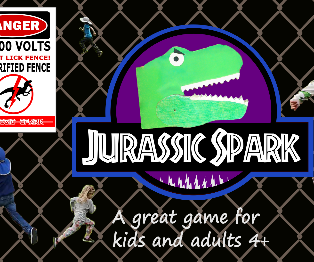 Jurassic Spark: Giant Biting T-Rex Build & Game