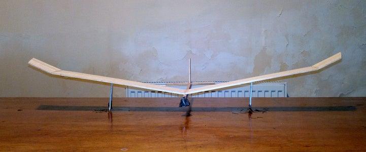 Easy Balsa Glider