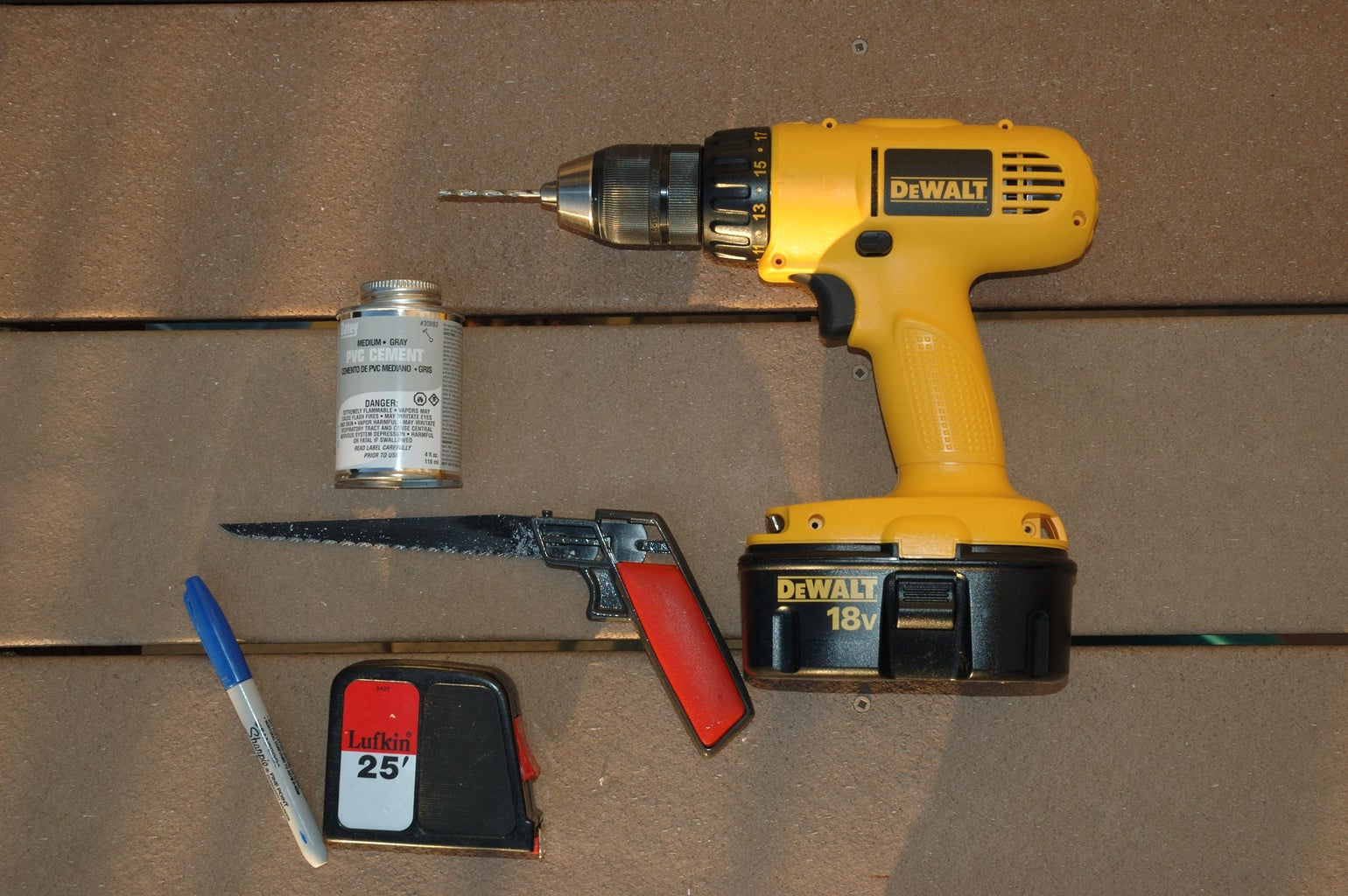Grab Your Tools