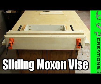 Sliding Moxon Vise