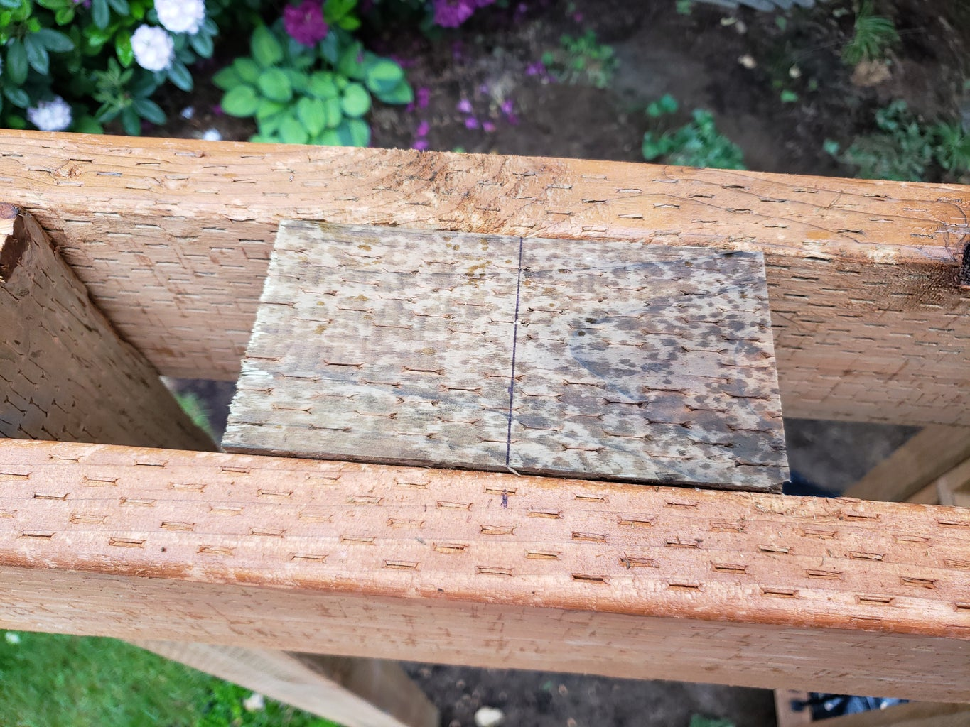 Swing Mounting Block Placement