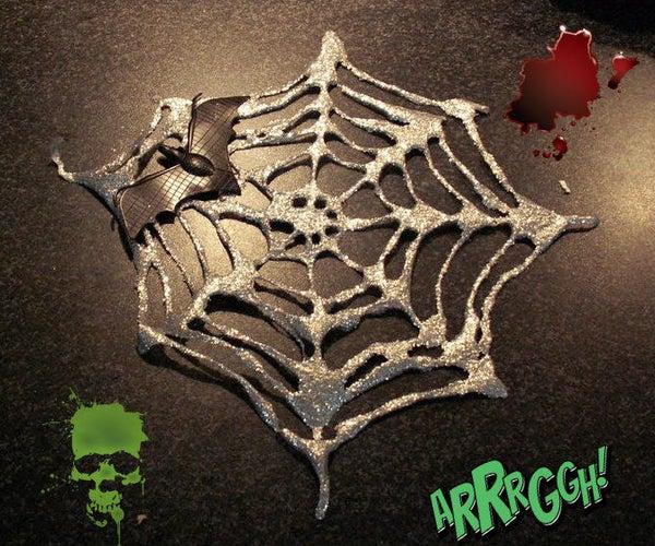 P.v.a Spider Web