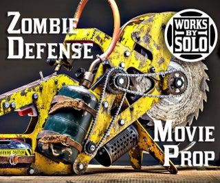 Zombie Apocalypse Defense - Movie Prop