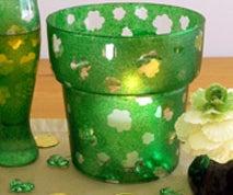 St Patricks Lucky Charm Creation