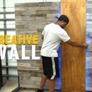 How to Build a Portable Pallet Wall
