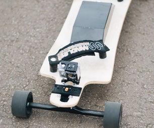 第一款DIY电动滑板构建 -  30千p照片