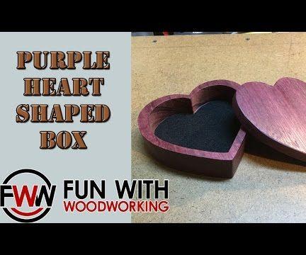 The Purple Heart Shaped box
