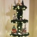 Christmas Village Tree