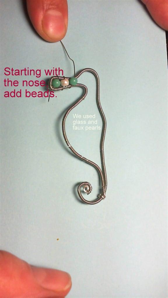 Adding the Beads