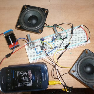 Portable - Mini Amplifier Speaker