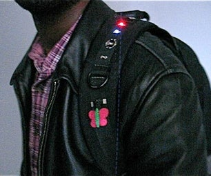 Making a Web-programmable, Weight-sensitive Backpack