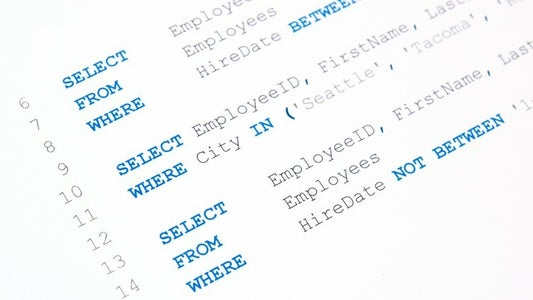 Instructions About Writing SQL Statements in SQL Server