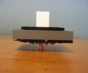 Lego Spinning Top