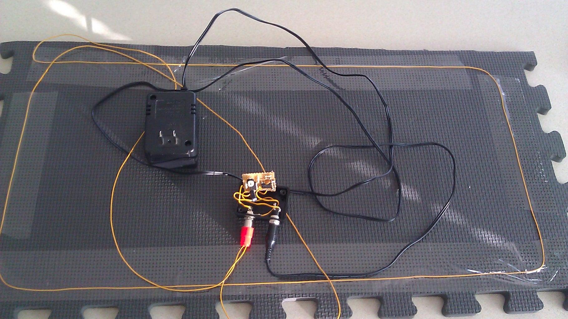 Making the Antenna