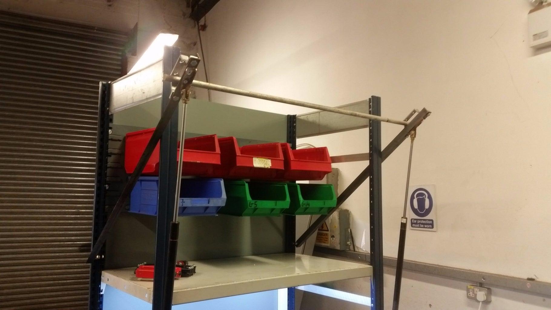 Top Shelf Storage