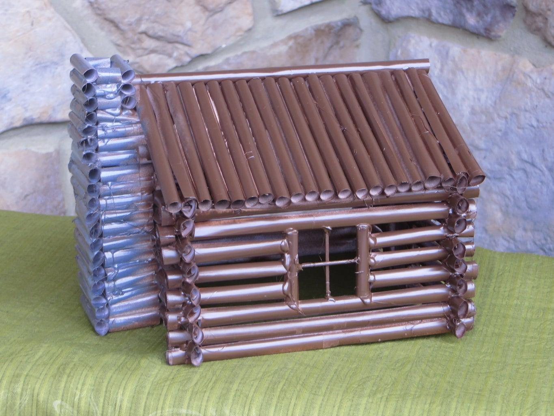 Enjoy Your Log Cabin!