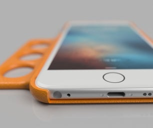 Ergo IPhone Case