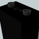 the blackBOX - a Portable Bluetooth Speaker