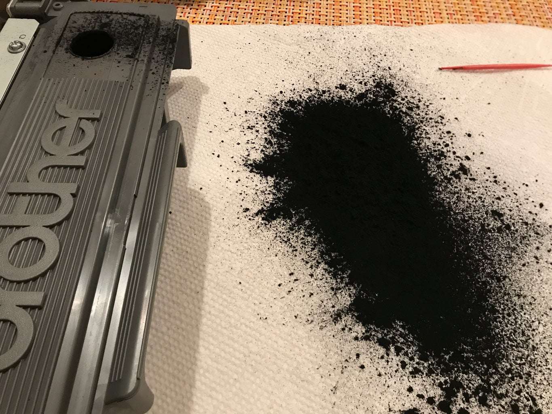 Empty the Hopper