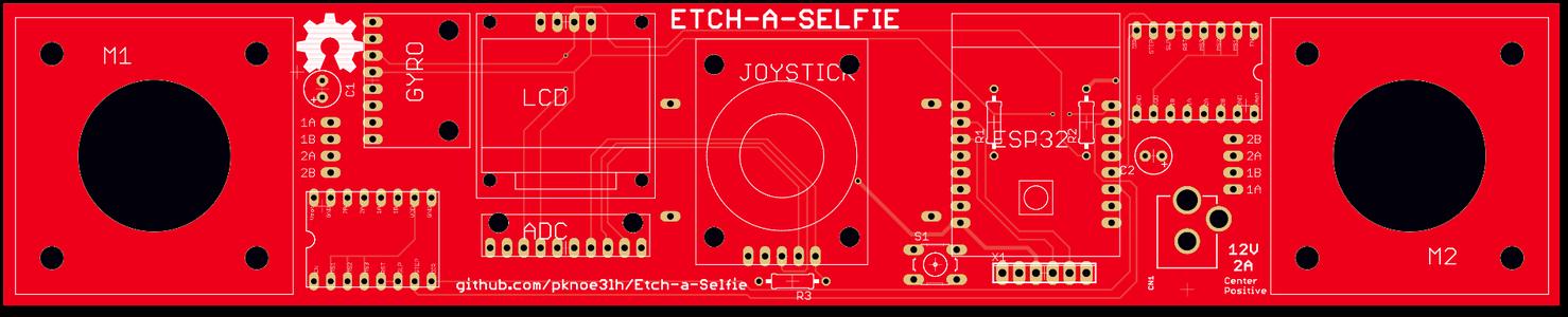 Etch a Selfie