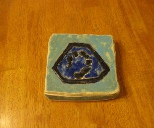 Command & Conquer NOD Logo Ceramic Box