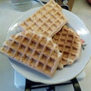 Lazy Cool Wafer Bread