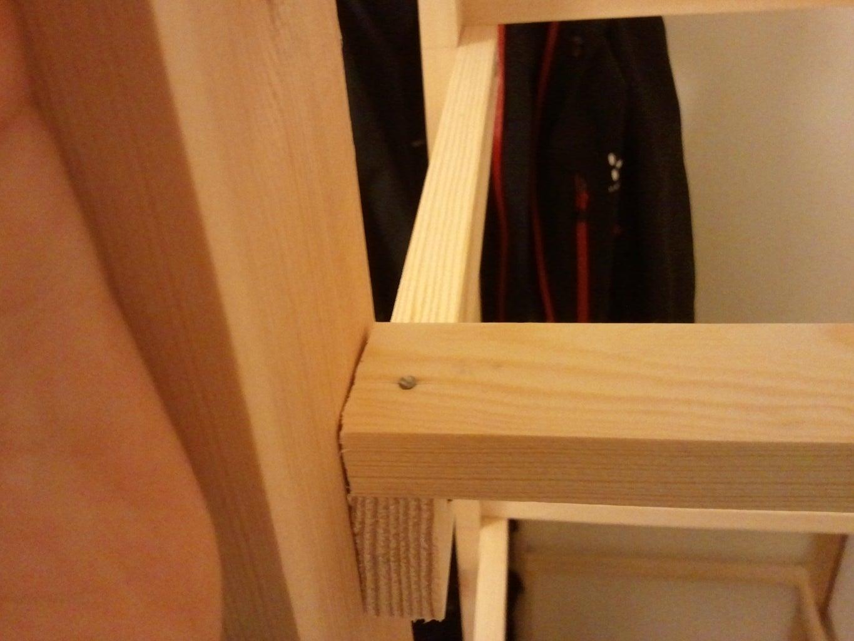 Shelves and Bars