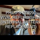 Philips BT9290 Shaver (as Well As Others) Revival/refurbishment