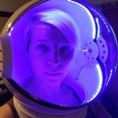 LED Space Helmet - 2019 Update