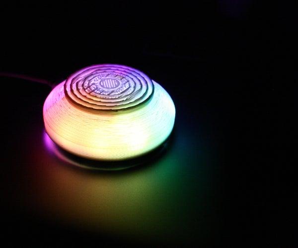 3D Modeling a Spark Diffuser