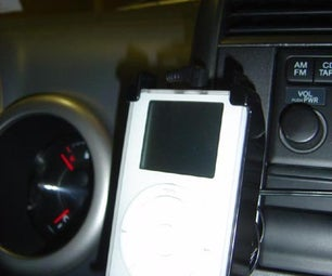 Ipod Mount in Element