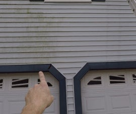 Cleaning Vinyl Siding With Bleach Water