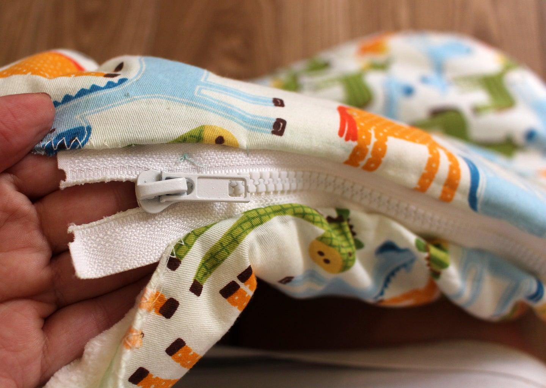 Zipper Stitching