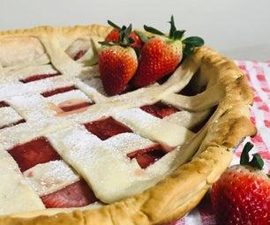 最简单的草莓pi.