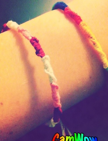 ❤️Chinese Staircase Friendship Bracelet❤️