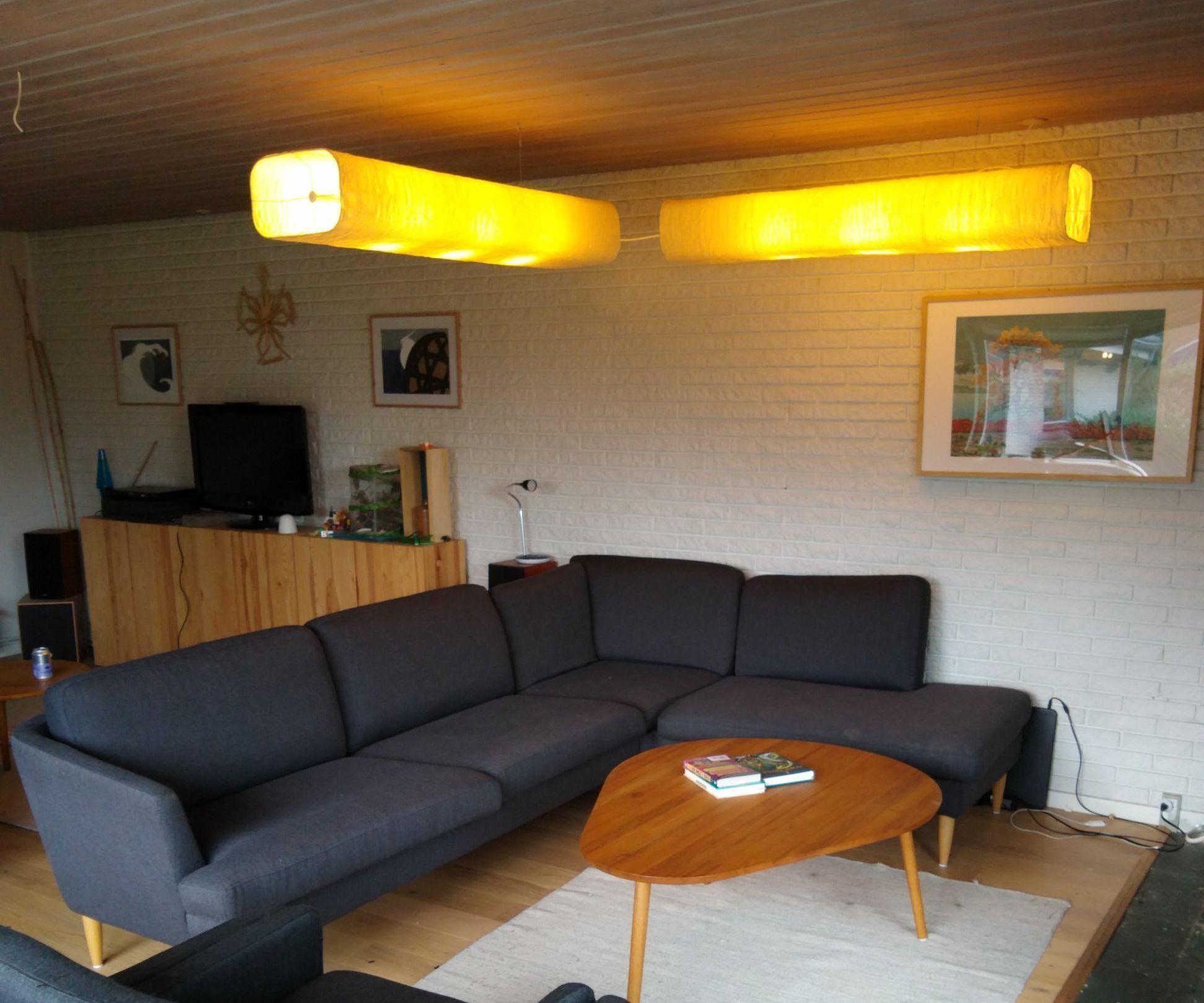 Ikea Magnarp  ̶F̶l̶o̶o̶r̶  Ceiling Lamp