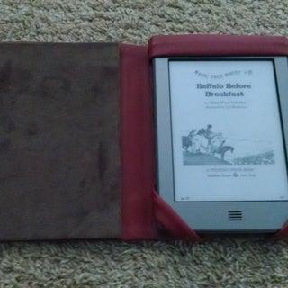 Hardback E-Reader Case